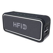 hifi Professional OEM bluetooth speaker made in china speaker bluetooth 4.2 can be used in home outside