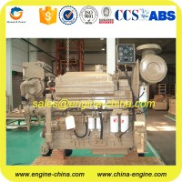 China made Cummins marine diesel engine complete power 30kw~2000kw