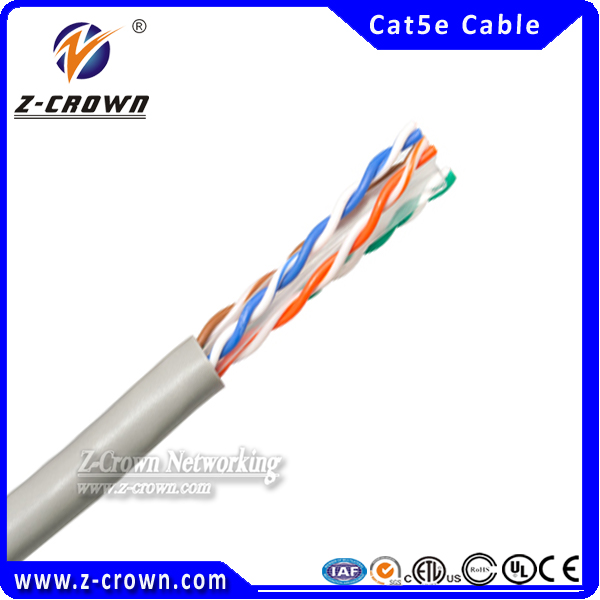 Z CROWN Twisted Pair Category UTP Cat 5e Cable