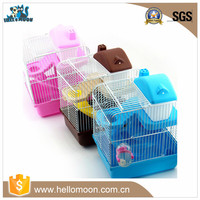 Custom 2 Layer Luxury Plastic Hamster Cages