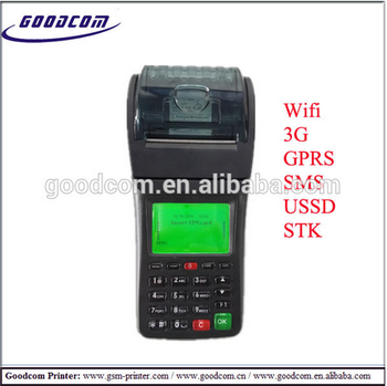 3G Restaurant GPRS/ WIFI Food Order Printer,58mm thermal receipt printer