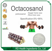 Professional Supplier Sugar Cane Wax Extract 60% Octacosanol