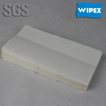 High performance most strong cellulose/polypropylene nonwoven wipes