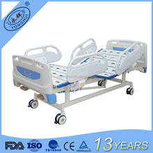 S-05 Solid Bed Adjustable Bed Durable Hospital Equipment Paramount Medical Bed