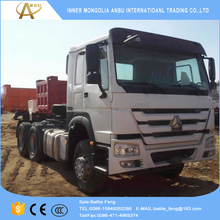 Sinotruk year 2015 420HP Stock Prime mover or HOWO Tractor truck