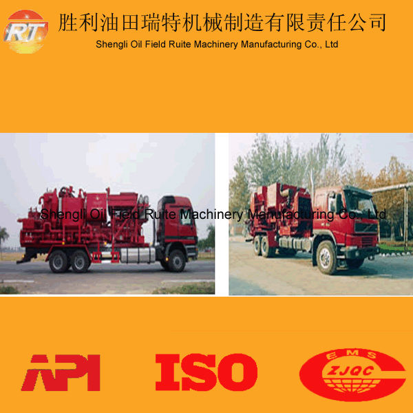 SPM Double Pump Cementing Truck Cementing Logging Special Vehicles oilfield equipment