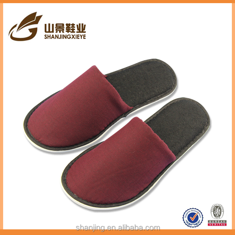 women indoor shoe printed fleece slipper eva sole slipper shoes