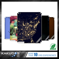 Manufacturer Colorful creative unique full body laptop skin for ipad