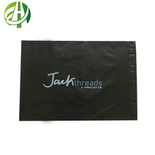 Brand New Good quality courier black color plastic envelopes bag/mail bag with adhesive peel and seal mailers