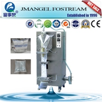 Ce Standard Long Lifetime Automatic Plastic Packets Packing Filling Machine