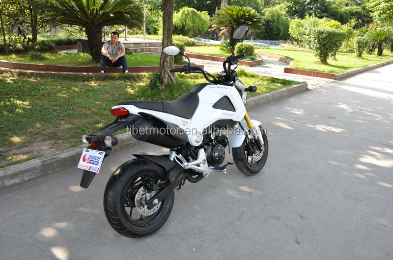 New style popular fashion street bike made in china (ZF125-A)