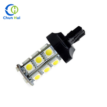 Application license plate lamp led day light car