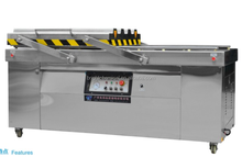 automatic packaging vacuum sealer vacuum packing machine
