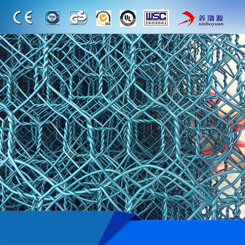 Anping Factory direct high quality low cost of gabion baskets