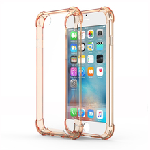 Air bag Shock Proof PC TPU Combo Cellphone Case Cover For iPhone 6S