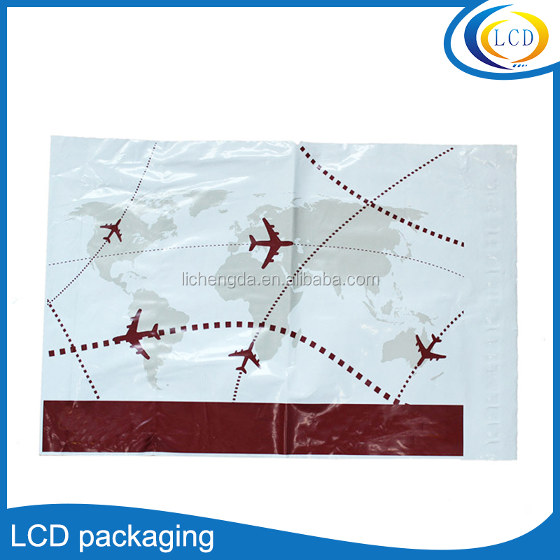 Good printing plastic bags for newspaper delivery
