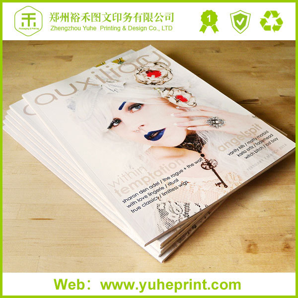 2015 latest colorful booklet printing service for adult xxx magazine