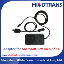 65W AC Adapter For Microsoft 12V 4A Universal Laptop Adapter