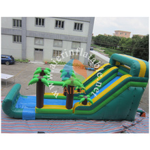 inflatable slide of tree theme for hot sale
