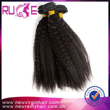 Kinky twist hair weft afro hair nubian kinky twist hair extension kinky twist