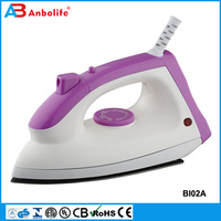 Anbolife adjustable manufactory professional handy home new design electric steam iron