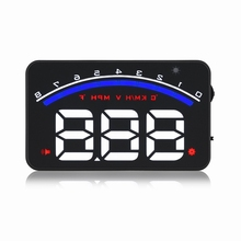 Car Electronic Speedometer OBD II Tools Heads Up Display for Cars New 2017