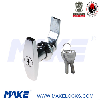 MK405-1 Top Security T handle Lock for Cabinet