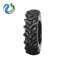 China MARCHER Agricultural Tractor tyre QZ-701A R-2 9.5-24 Factory manufacture Paddy Field Tire for Sale