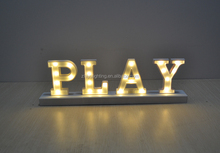 Lights & Lighting>>LED Lighting>>LED Residential Lighting>>LED Bulbs/led play light/play sign decoration lights