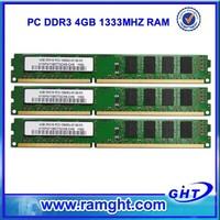 Long dimm ram 4gb ddr3 memory golden supplier
