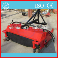road sweeping machine/ forklift mounted snow sweeper