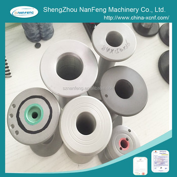 Aluminum Bobbin for Yarn Covering Machine