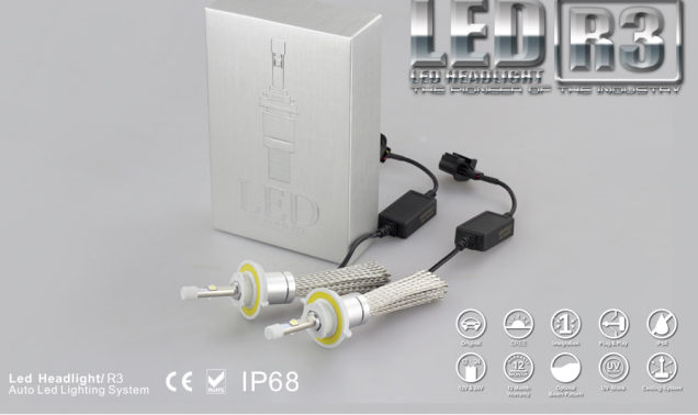 Promoting headlight china auto vaz 20w & 40w car led headlight h13 12v 24v white led h13 led headlight bulb