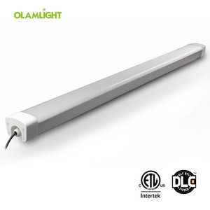 UL DLC Tube 2ft 4ft Tri-proof LED Lighting Fxiture,IP65 LED Tri-proof Light