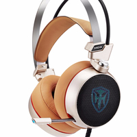 high-end with Microphone stereo bass Wired 7.1sound computer gaming headphone