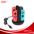 2017 High Quality Joy-con Charger Stand Charger Accessories For Nintendo Switch Charger