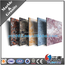 Aluminium Composite Panel Construction Building Materials Interior Decoration Wall ACP Panel