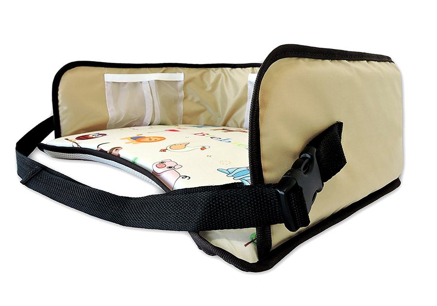Kids Snack & Play Travel Car Seat Tray