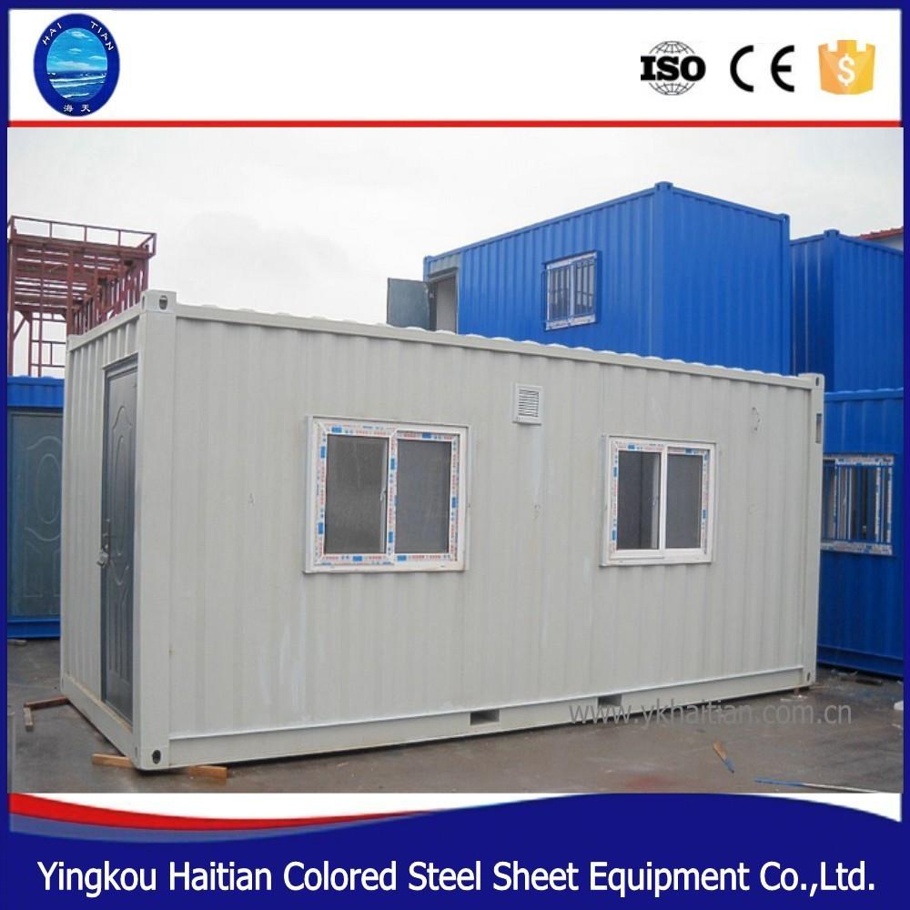 Duurzaam draagbaar huis 40 voet container prijs moderne container huis andere machines en - Huis in containers ...