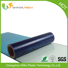 Blue Transparent Window Glass Temporary Protective Film