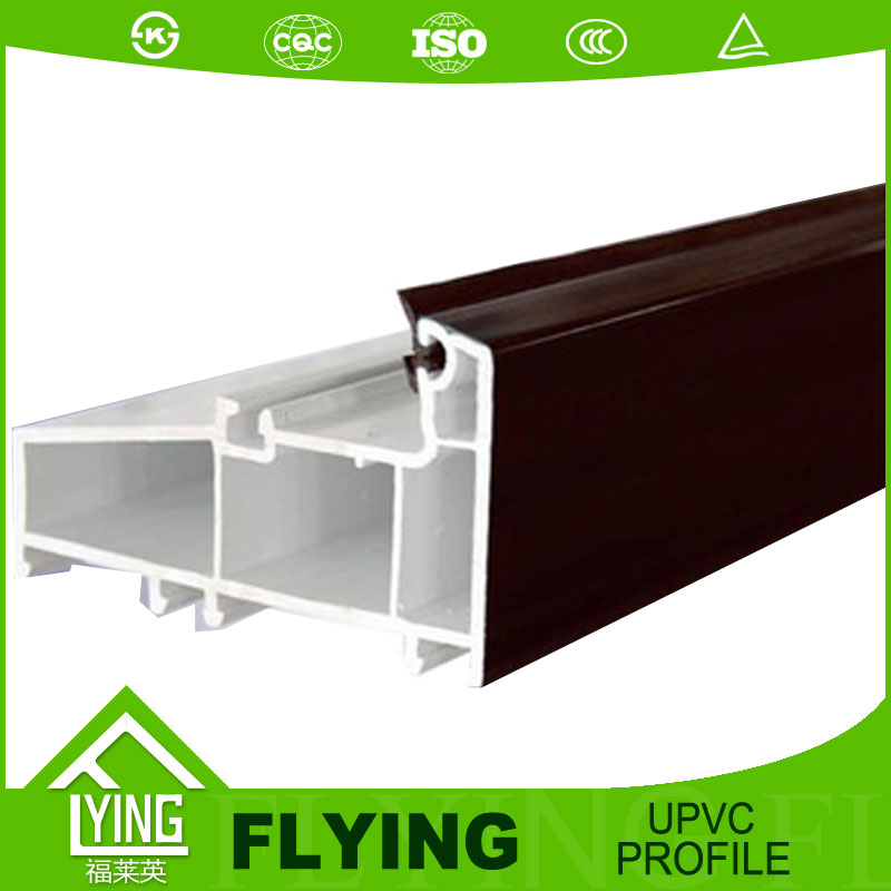 environmental protection pvc profiles for plastic window
