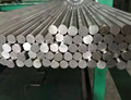 High carbon stainless steel round bars AISI 420C - W.Nr.1.4034 - DIN X46Cr13