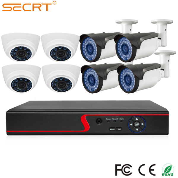 2016 New Products cheap H.246 Network DVR security system
