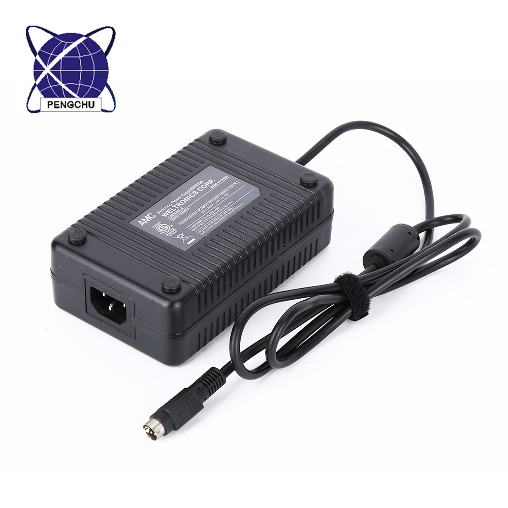 12v 7a desktop type ac dc led switching power supply 84w