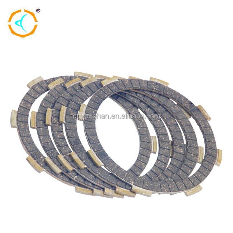 CG125 2.95mm Good Price Friction Disc Clutch Plate For Motorcycle Engine Parts