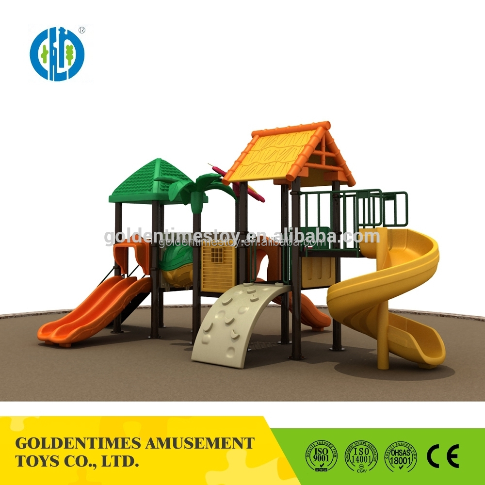 High quality little kids used playground slides for sale