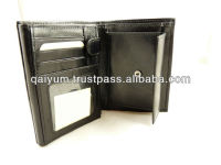 Italian Scrap Leather wallets