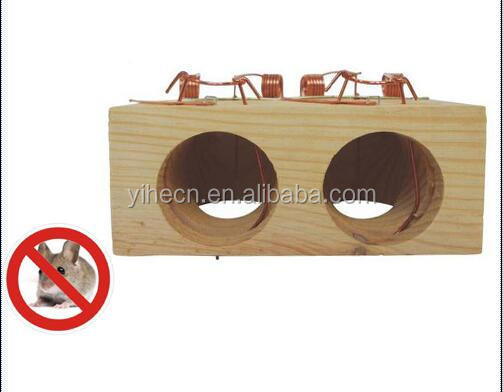 wooden mouse cage/trap