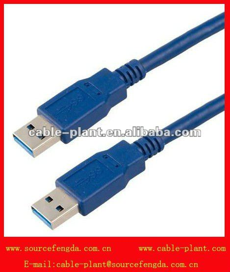 Professional cables factory direct selling usb 3.0 splitter cable