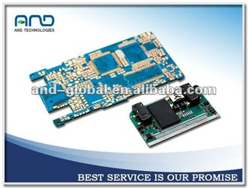 MP3 MP4 player circuit board PCB Manufacturer